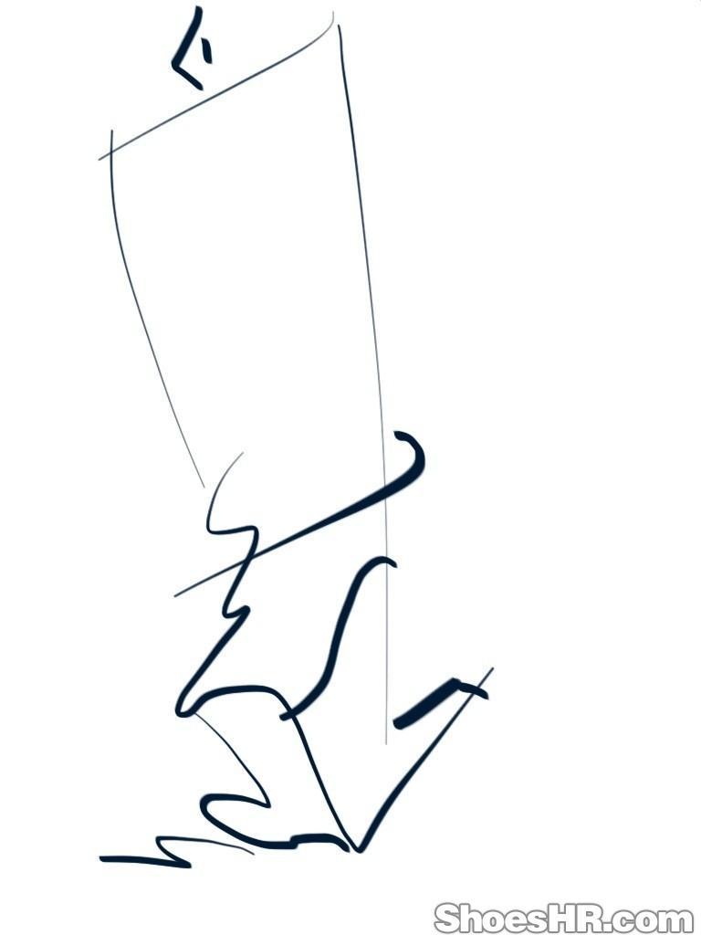 电器手绘线条画