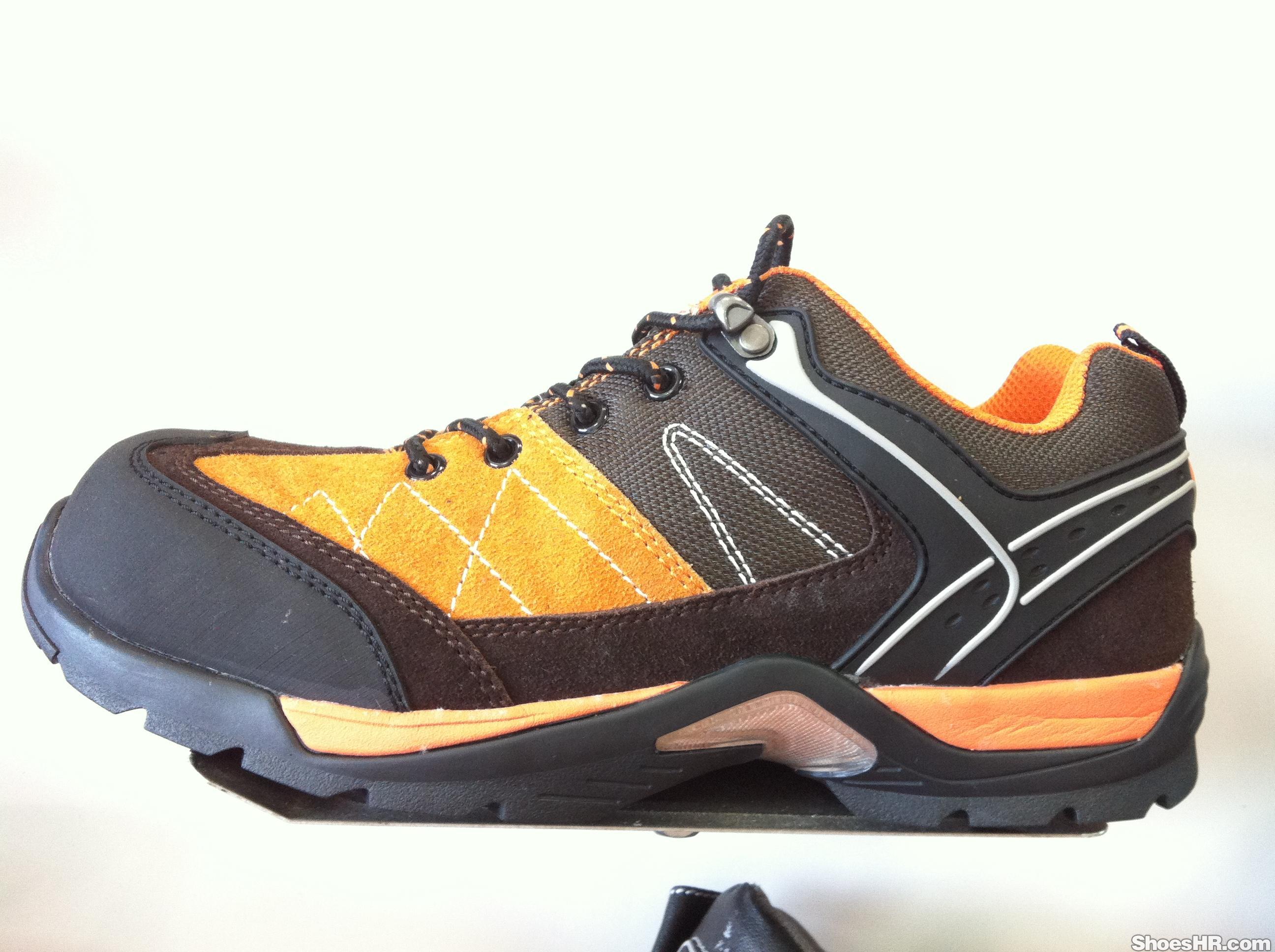我司专业生产--冷粘安全鞋