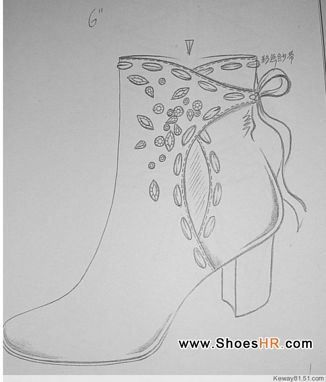 sunny女鞋设计图