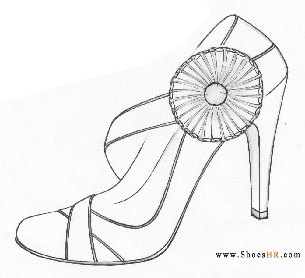 手稿-b,jameslei--中国鞋业设计师网