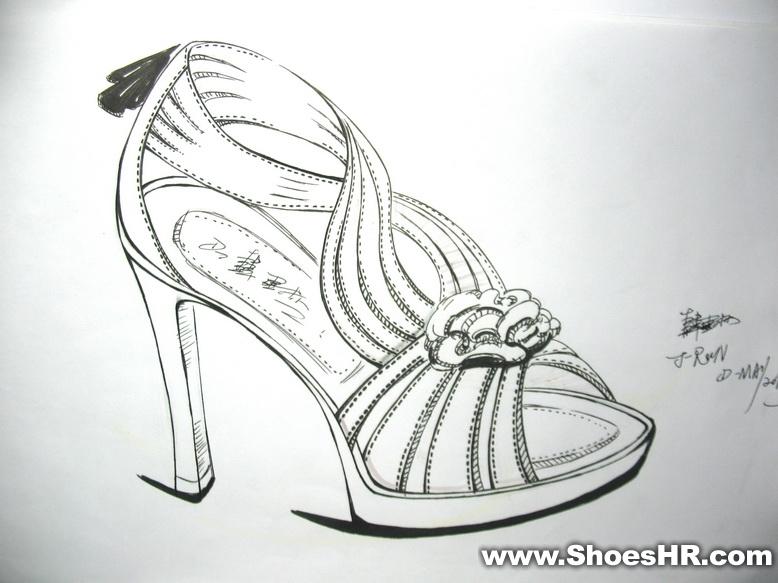恭喜发财--中国鞋业设计师网