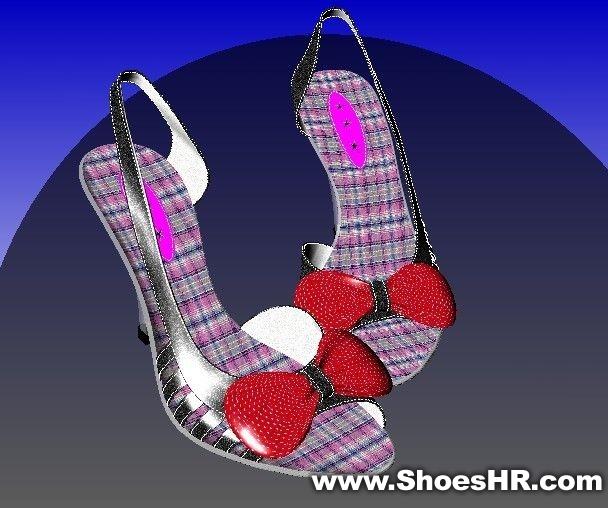 3d 效果图,心存鞋念--中国鞋业设计师网