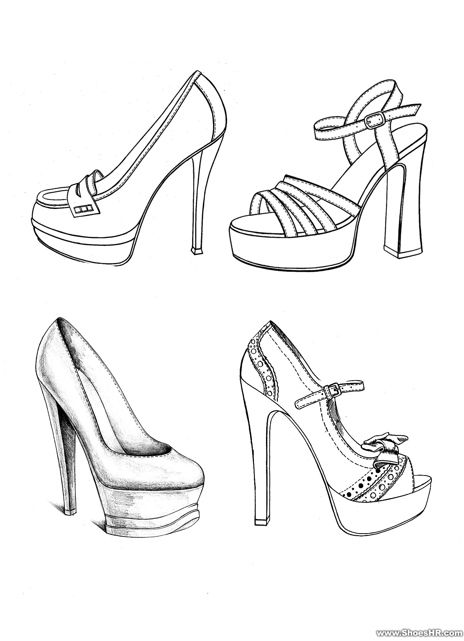 产品设计马克笔手绘图步骤图