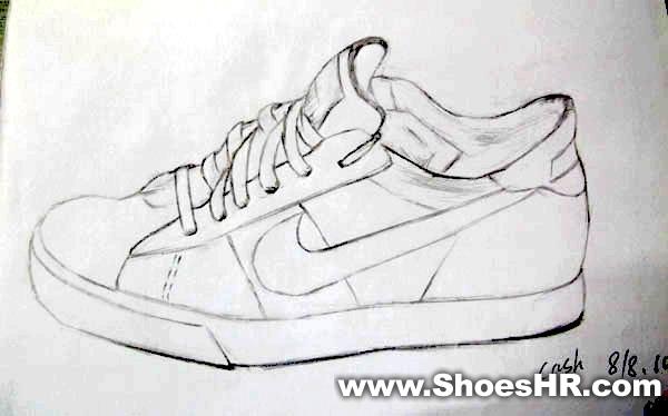 手稿,段祥群--中国鞋业设计师网