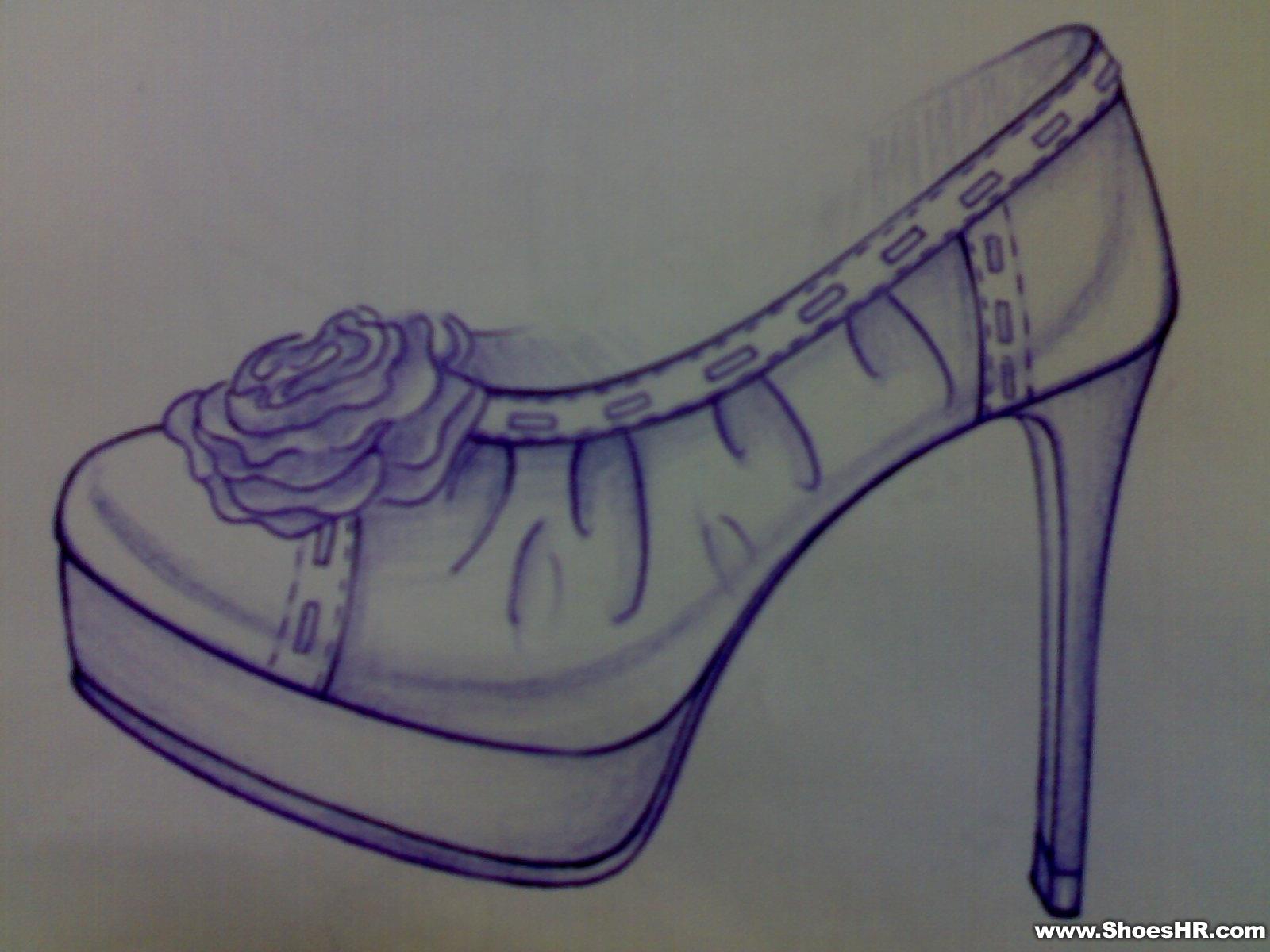 手稿,李言飞--中国鞋业设计师网